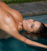 Penthouse Adrienne Manning nude