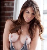 Playboy amateur Amber Sym nude