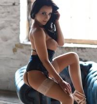 Anna Rose topless