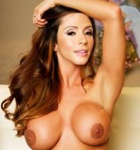Penthouse Ariella Ferrera nude