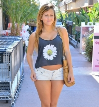 Sweet Young Beauty Keisha Nude in public<br />