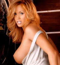 Playboy Playmate of the Month December 2005 Christine Smith nude