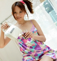 Meet Maria Eriyori. A cute japanese girl with beautiful breasts.<br />