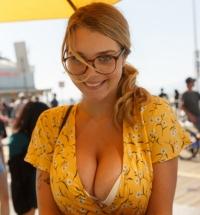 Zishy Gabbie Carter nude