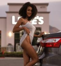 Zishy Georgia Ames nude