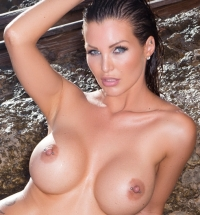 Playboy Playmate of the Month Germany February 2013 Helen de Muro nude