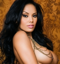 Penthouse Pet of the Month October 2008 Justene Jaro nude