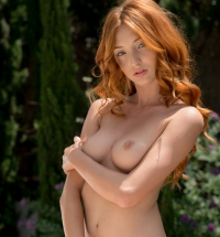 I just love a sexy redhead and Michelle ticks all the boxes.