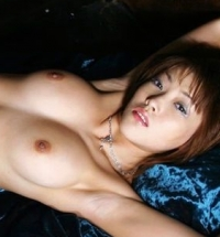 Asian babe Sakura nude for Idols 69