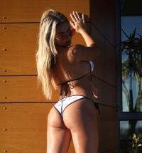 Tahlia Paris bikini