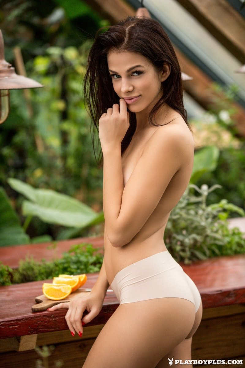Playboy Nackte Girls